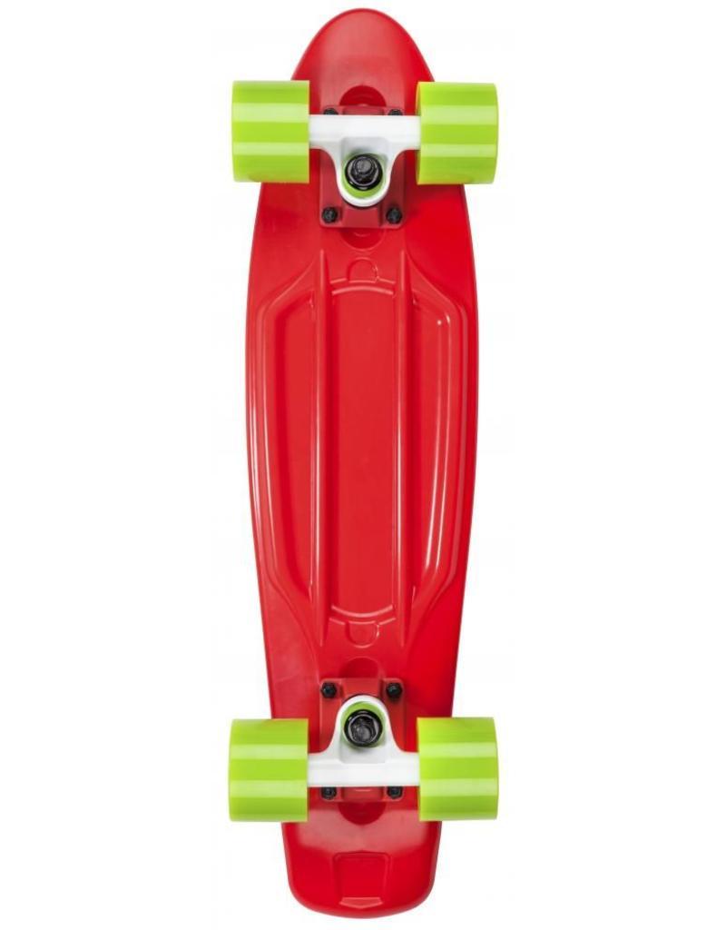 D-STREET Penny Cruiser Red/Green