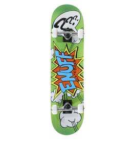 ENUFF SKATEBOARDS ENUFF POW II MINI SKATEBOARD