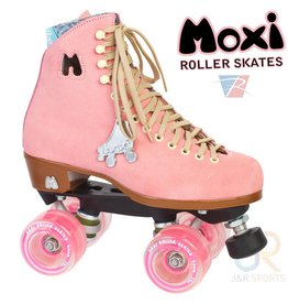 MOXI MOXI RETRO FLOSS STRAWBERRY ROLSCHAATSEN