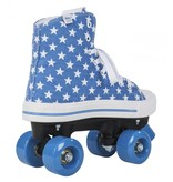 ROOKIE ROLLERSKATES ROOKIE CANVAS HIGH STARS