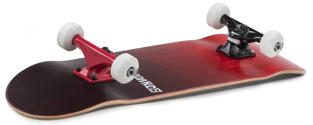 ENUFF SKATEBOARDS Enuff Fade Skateboard Red
