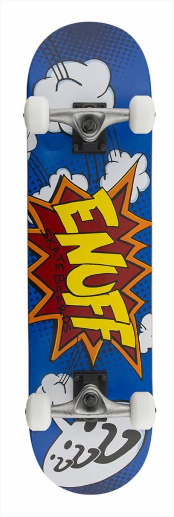 ENUFF SKATEBOARDS Enuff POW Skateboard Blau