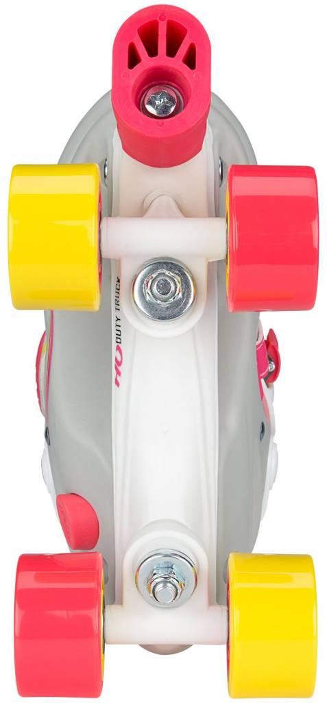 NIJDAM Nijdam Rollschuhe Semi-Softboot für Kinder