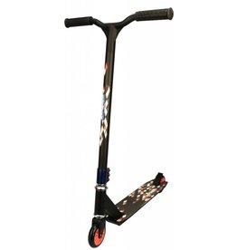Stunst scooter schwarz-orange-blau