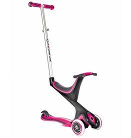GLOBBER Globber Kinder Roller Free 4in1 3-Wheels Scooter
