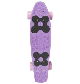 CHOKE SKATEBOARDS Choke juicy susi Classic Cruiser Purple