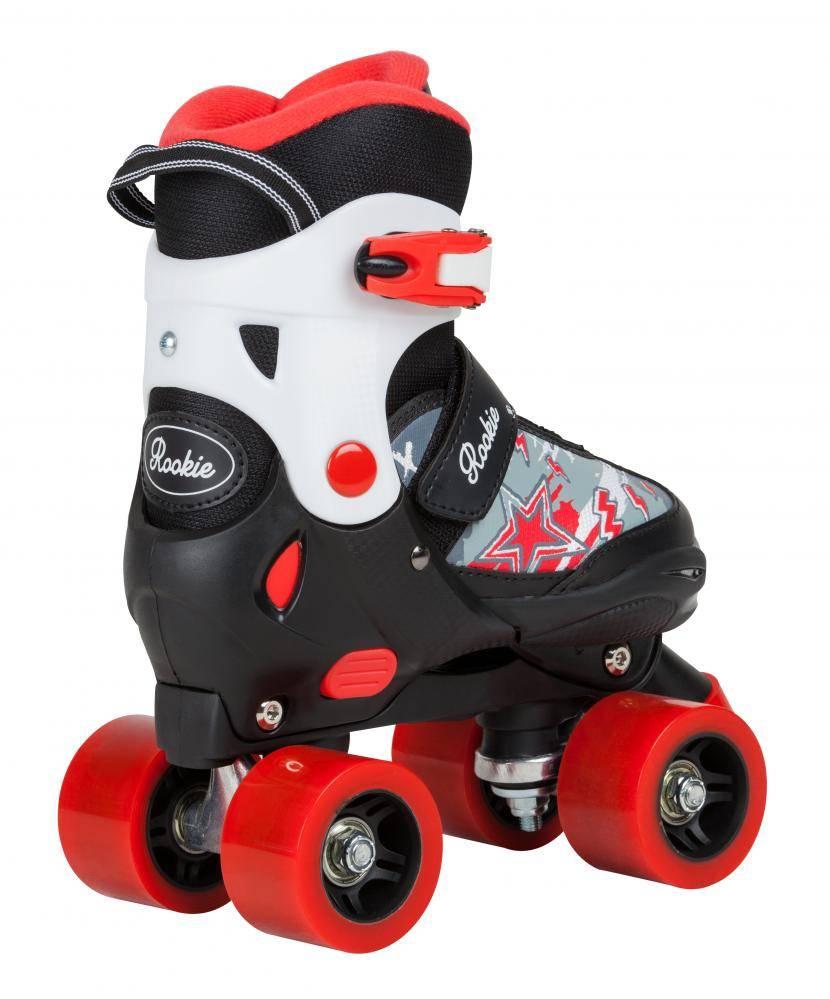 ROOKIE ROLLERSKATES Rookie verstelbare rolschaatsen Junior