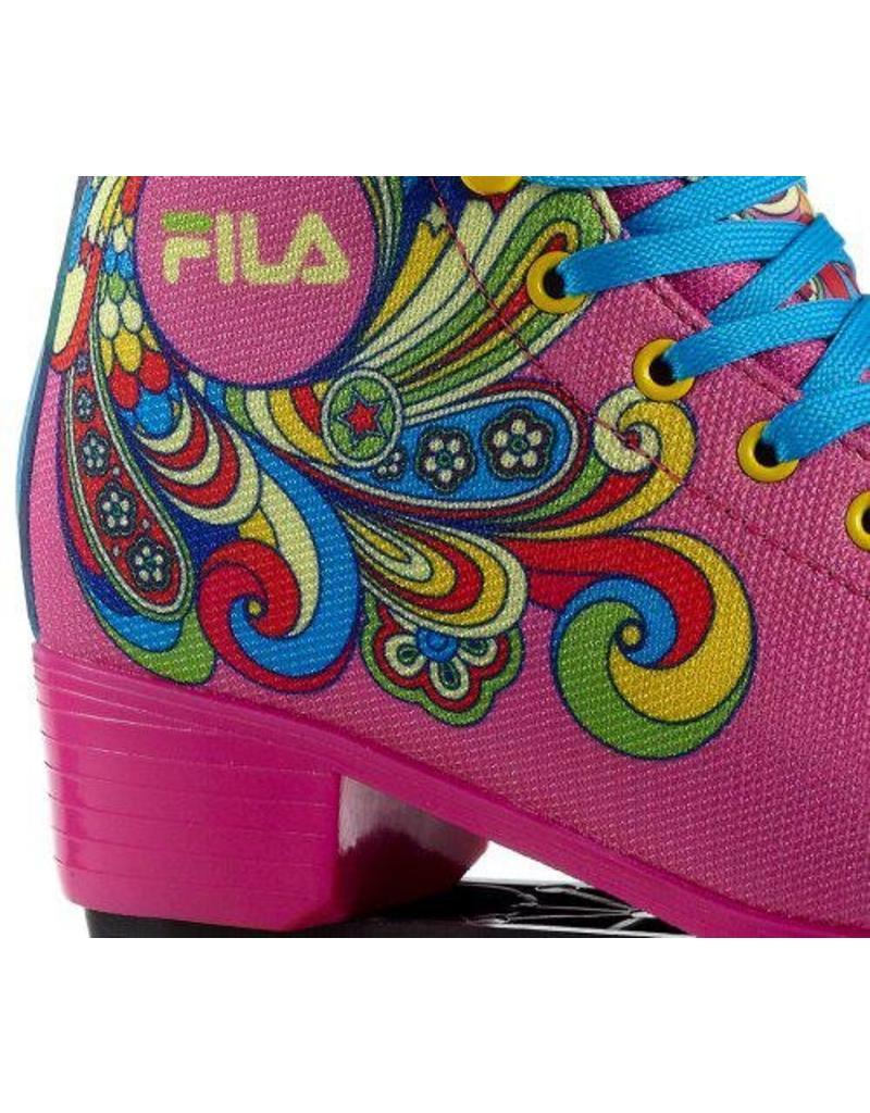 FILA Fila Bella Pink Rollschuhe