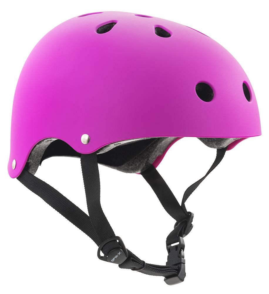 SFR Essential helmet Purple