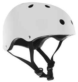 SFR ESSENTIAL SKATEHELM GLANS WIT