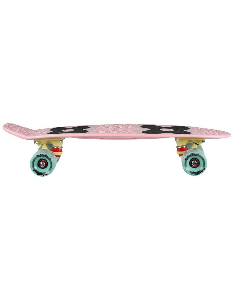 CHOKE SKATEBOARDS Choke juicy susi Classic Cruiser Rose