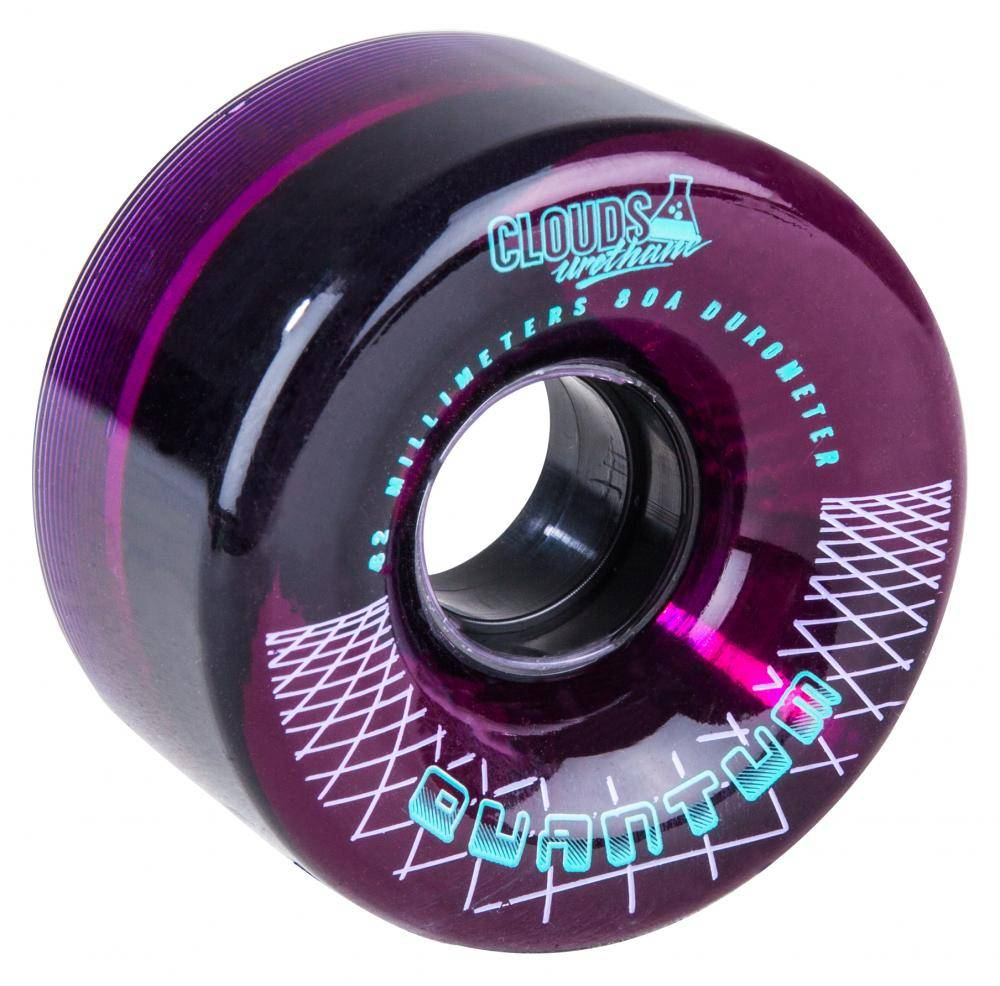 Clouds Urethane Wheels Quantum Outdoor 80a (PK 4)