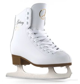 SFR GALAXY ICE SKATES WHITE
