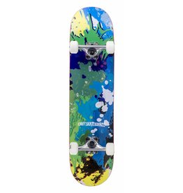 ENUFF SKATEBOARDS Enuff SPLAT Skateboard Green/Blue