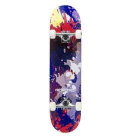 ENUFF SKATEBOARDS Enuff SPLAT Skateboard Red/Blue