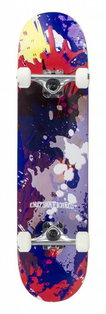 ENUFF SKATEBOARDS Enuff SPLAT Skateboard Red/Blue