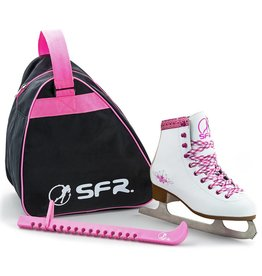 SFR Junior Ice Skate Pack