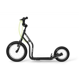 YEDOO SCOOTER Yedoo Wzoom Black Kinderroller 6+