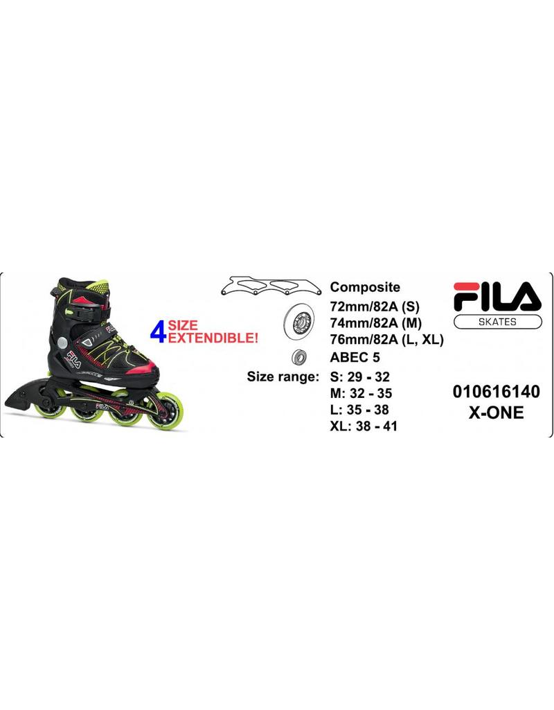 FILA Fila X-One Boy Junior Inliner