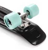 METEOR PENNY BOARD BLACK/MINT
