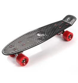 METEOR PENNY BOARD  BLACK/RED