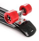 METEOR PENNY BOARD  BLACK/RED