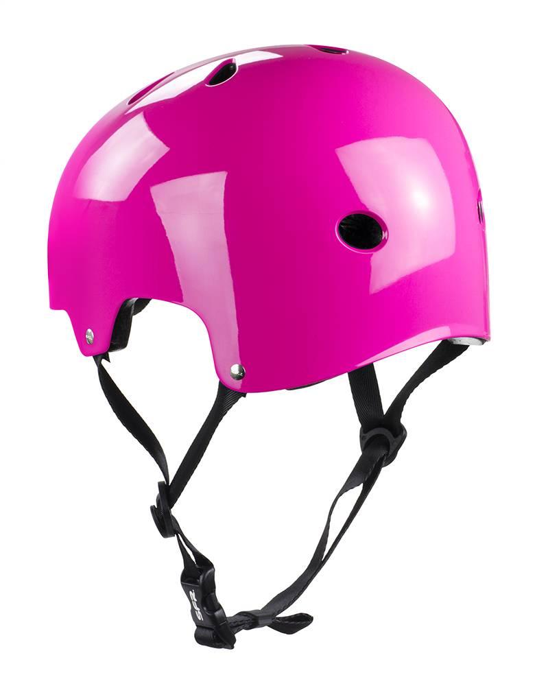 SFR Essential helmet Gloss Fluo Pink