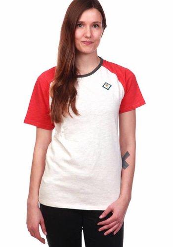 WDN | Classic Red T-Shirt | WeißRot