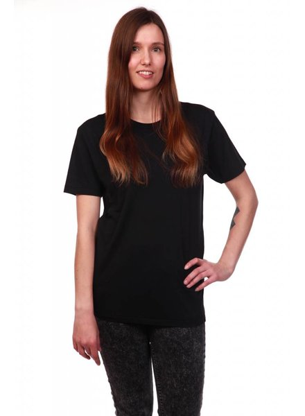 We Do Nothing WDN | Bamboo T-Shirt | Black