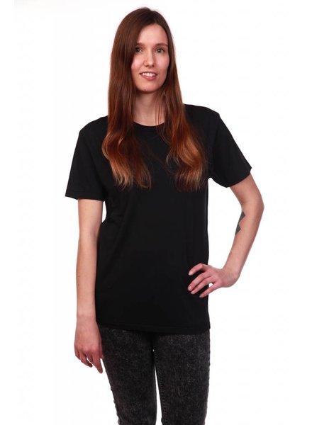 We Do Nothing WDN | Bamboo T-Shirt | Schwarz