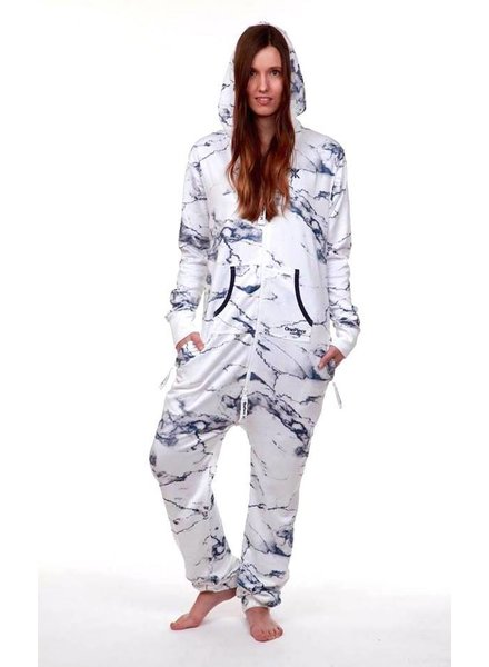 Onepiece Onepiece | Marble Jumpsuit | Bright white