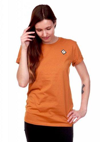 WDN | Sudan Palm T-Shirt | Braun