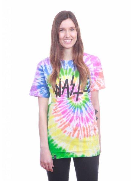 WASTED PARIS Wasted Paris I Acid Colour T-Shirt I Multicolored