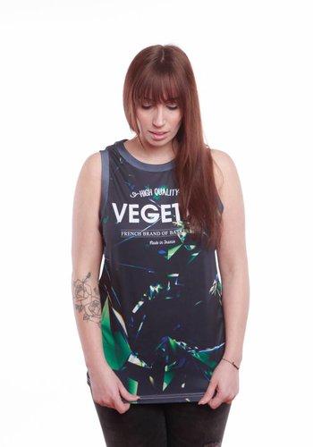 Vegetal00 I Crystal black I Black