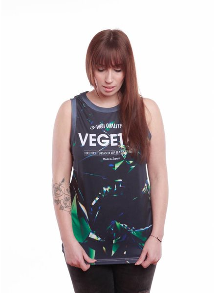 Vegetal00 Vegetal00 I Crystal black I Schwarz