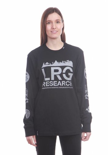 LRG I Kata Reflective Longsleeve I Black