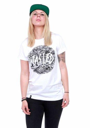 Wasted Paris I Circle Pollock T-Shirt I Weiß
