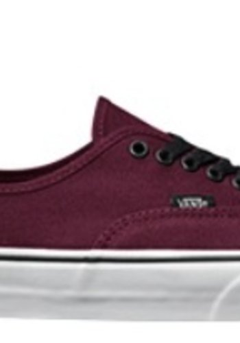 Vans I Authentic I Red