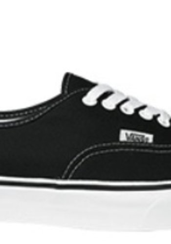 Vans I Authentic I BlackWhite