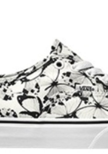 Vans I Authentic Butterfly I BlackWhite