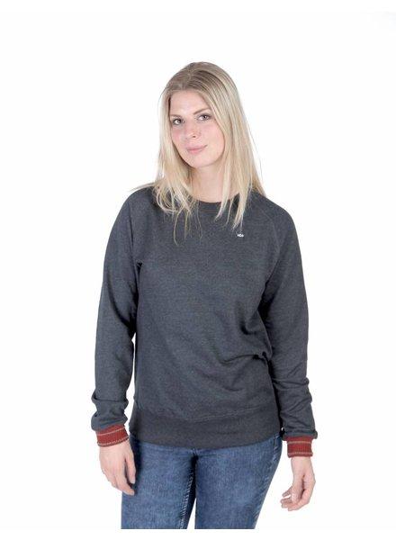 We Do Nothing WDN | Sweatshirt | Grau