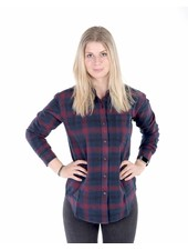 Obey Obey I Montague Button-Down I BlauRot