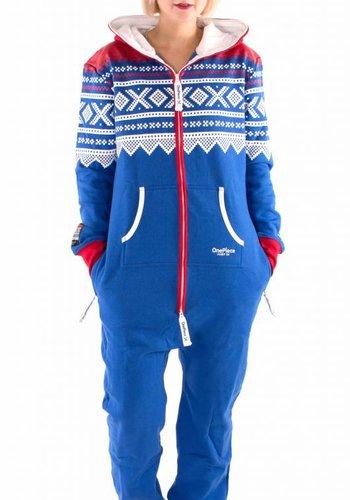 Onepiece   Marius Jumpsuit I BlueRed