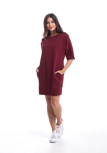 Publish I Bell Shirt Dress I Rot