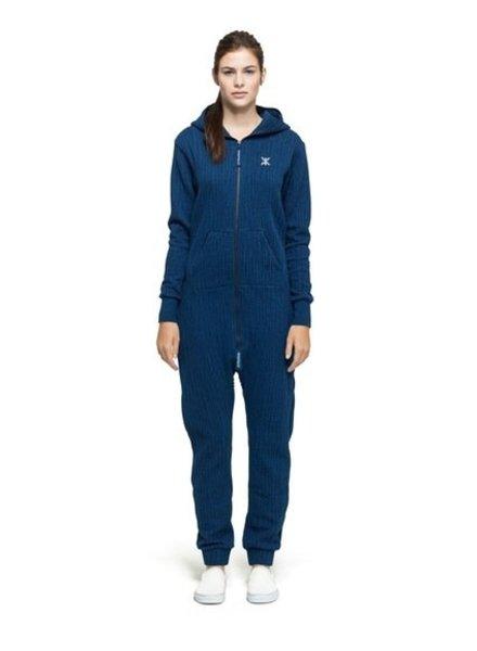 Onepiece Onepiece | Stretch Jumpsuit I Blau