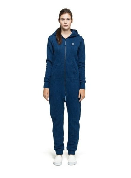 Onepiece Onepiece | Stretch Jumpsuit I Blue