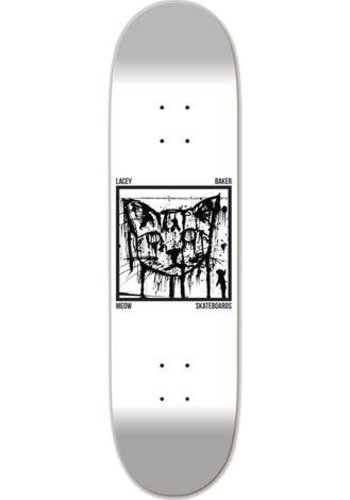 Meow Skateboards I Lacey Baker Ink Splat