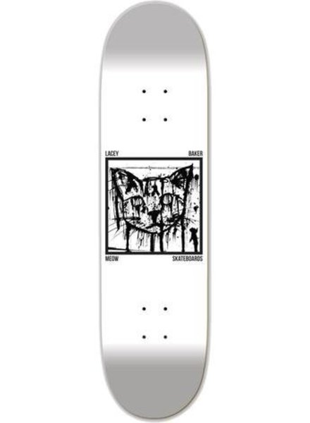 Meow Skateboards Meow Skateboards I Lacey Baker Ink Splat