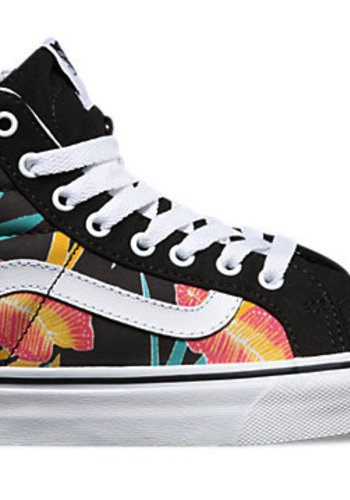 Vans I SK8-Hi Slim Tropical Leaves I Multicolored