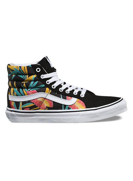Vans Vans I SK8-Hi Slim Tropical Leaves I Multicolored